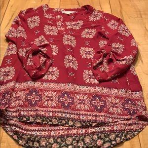 Women's lightweight blouse